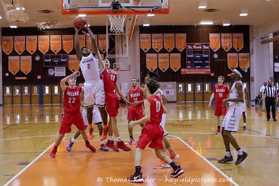Boys Varsity Basketball vs McLean 1/24/17