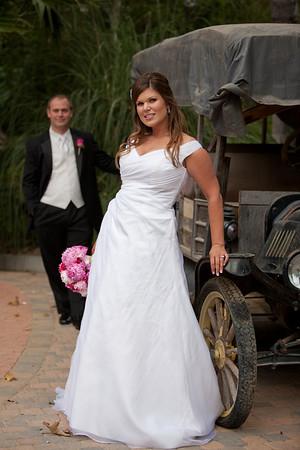 Michelle & David's Wedding