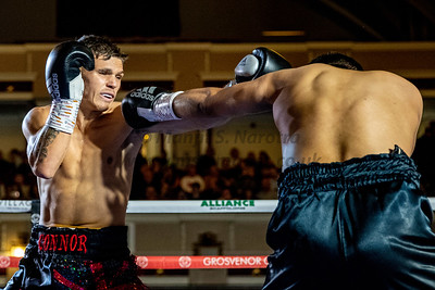 Connor Lee Jones vs Kash Hussain