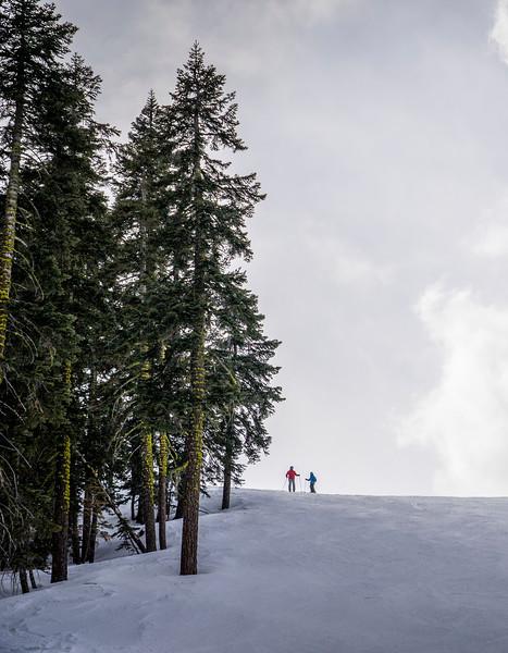 Ski Break at Northstar