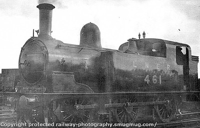 Tennant J74 (NER Class 8) 0-6-0 Tank Engines