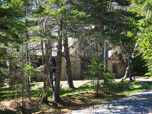 Candage House, Seal Harbor, Maine