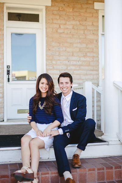 Jenna & Zach Engagements