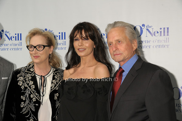 Meryl Streep, Catherine Zeta Jones, Michael Douglas photo by Rob Rich/SocietyAllure.com © 2014 robwayne1@aol.com 516-676-3939