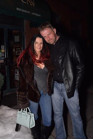 Melissa & Ralph engagement