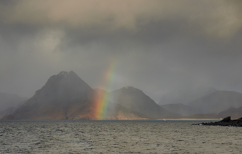 Dramatic views from Elgol