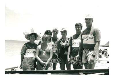 1988 Leeward Kai Regatta 6-19-1988