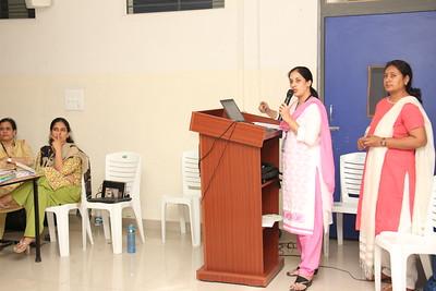 2019-05-22 Workshop by PadmaRani,Moutushi & Gunja