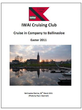 2011-04-22 IWAI Cruising Club Trip to Ballinasloe