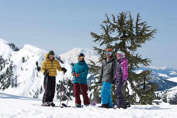 Alpental 5-4-2011