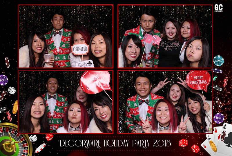 12-14-2018 Decorware Holiday Party