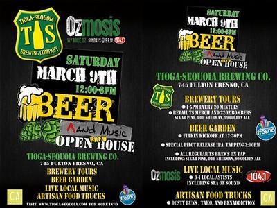 2013-03-09 [Ozmosis & Tioga-Sequoia Brewing Co. Open Brew House Anniversary Party, Fresno, CA]