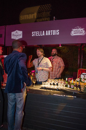 Stella Artois Booth