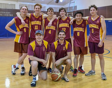 Oakhill Basketball 2018/2019 Round 9