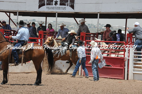 Sierra County 6-22-13  Saddlebronc