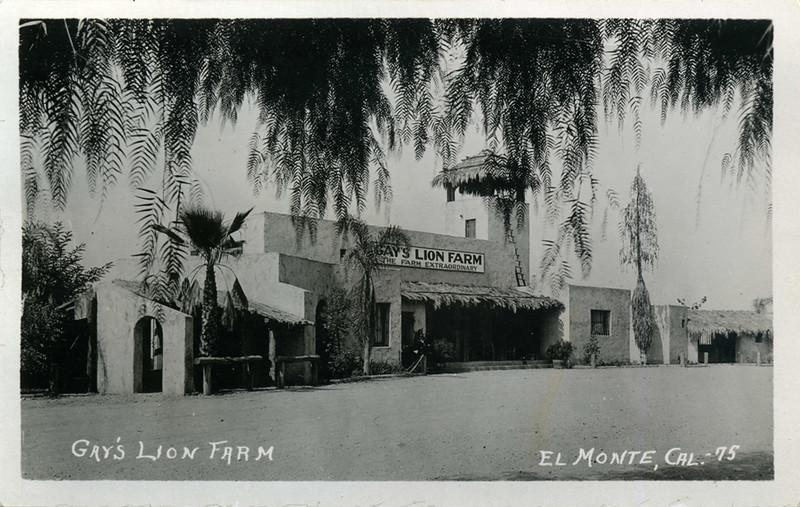 Gay's Lion Farm Main Building