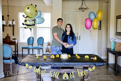 Baby Carnero Gender Reveal