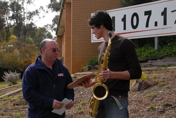 1/10/10 Jazz Junction Youth Award