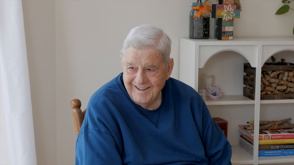 Art's 90th Birthday Interview
