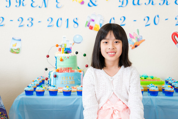2018_02_23 Irene's 9th Birthday