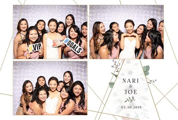 Prints - Nari & Joe's Wedding