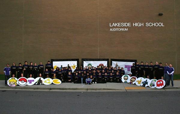 Lakeside Marching Band Promo  (2015)