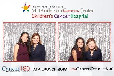 AYA Launch - MD Anderson Childrens Center - 6.21.2018