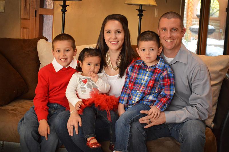 Lopez & Saylors Family Portraits