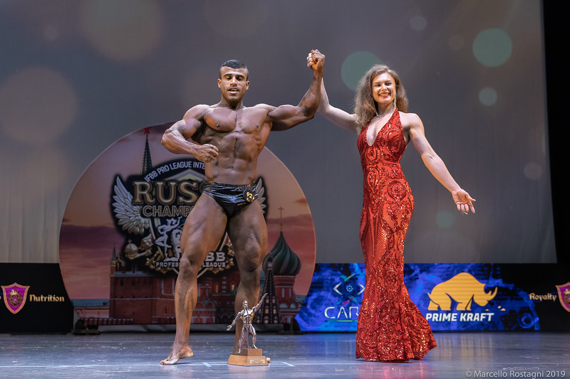 Classic Physique Novice Overall
