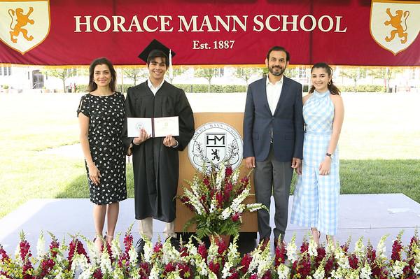 2020 Horace Mann School Graduation (Monday 6/15/20)