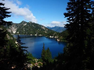 Snow Lake, 8-17