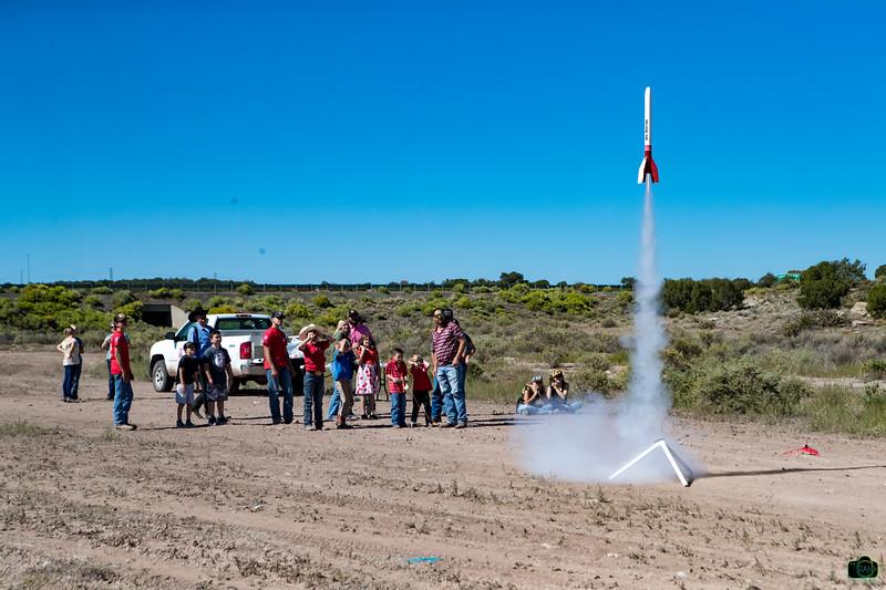 Bi-County Fair 4-H Rocket Launch 9-5-2021