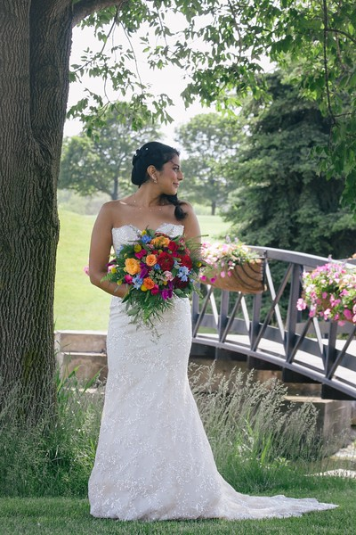 LeCapeWeddings Chicago Photographer - Renu and Ryan - Hilton Oakbrook Hills Indian Wedding -  263.jpg