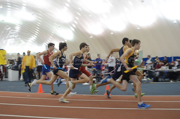 State Group 3 Relays, January 18, 2015