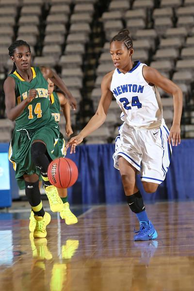 Byers-Newton Basketball