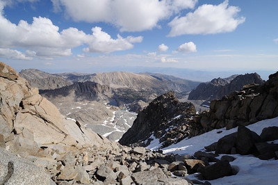 Thunderbolt Peak, Day 2, September 9