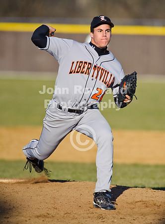 HS Baseball:  Libertyville v. Carmel