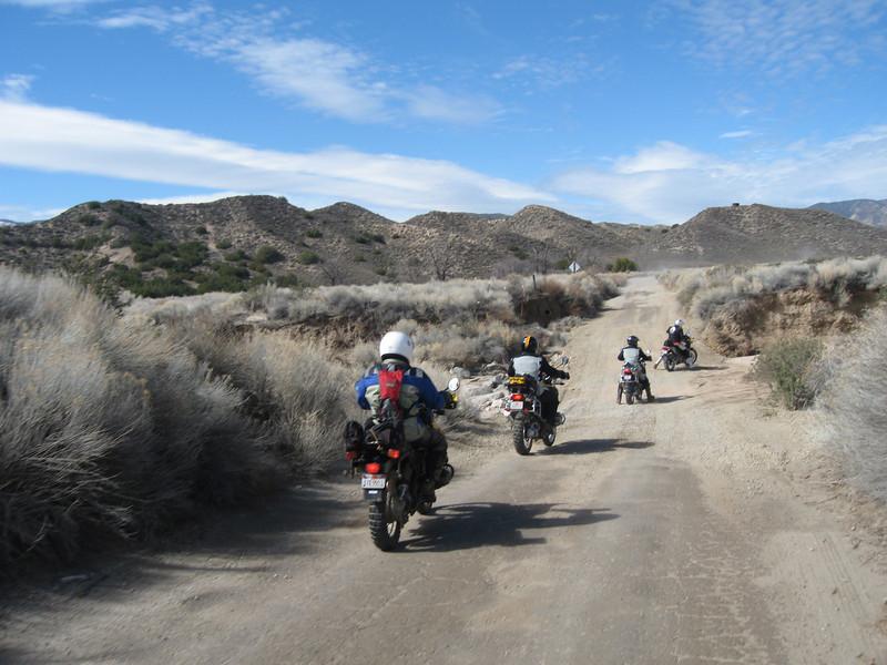 Ventura County Dual Sport Ride Series Dual Sport Ride 11