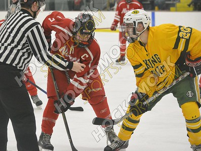 King Philip - North Attleboro Hockey 2-15-17