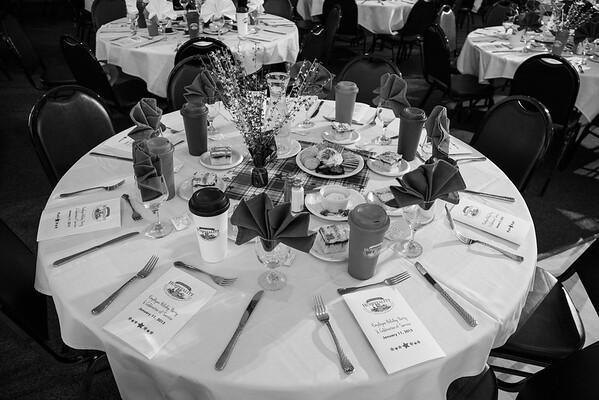 Stafford's Hospitality Holiday Party Celebration Service 2015