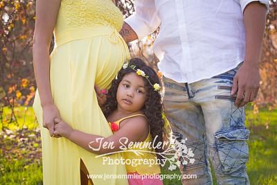 Tahayna - Maternity Photography Rochester, NY May 2016