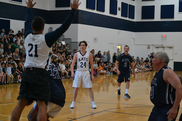 Faculty/Student Basketball Game