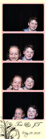 Tori and JT Payne - Wedding