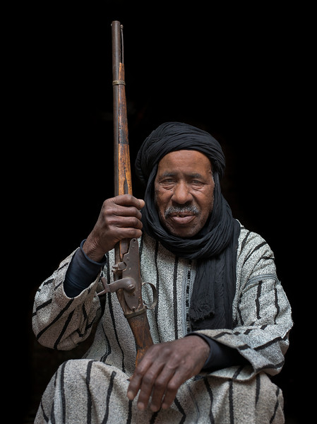 Berber from the south of Morocco.  Morocco, 2018