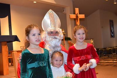 St. Nicholas Breakfast - 2014