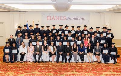 Graduación Hanes UDB