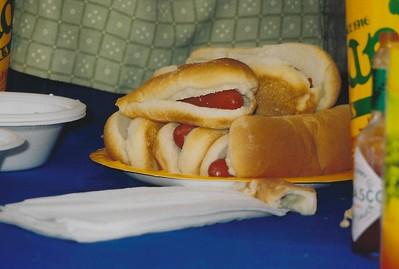 NY, NY Hot Dog Eating Contest 5-2004