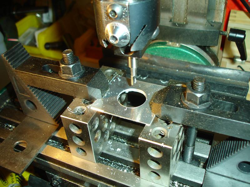 Putting my machine tools to work