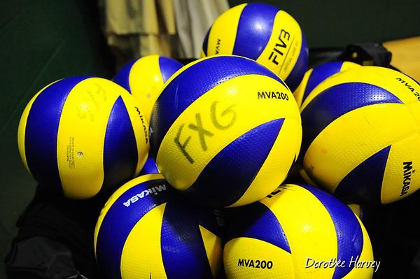 Volleyball Féminin div 1 FXG  hiver 2013