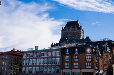 Quebec City, Spring 2014